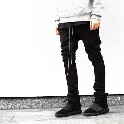Side Zip Joggers - affordable Cheap Clothes Joggers Quality