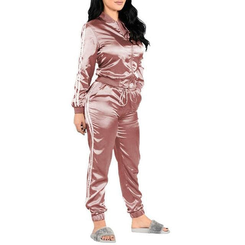 Slay Tracksuits - affordable Cheap Clothes Quality styles - Pink / L