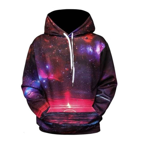 Sunset Hoodies - affordable Cheap Clothes Quality styles - WE45 / XL