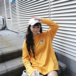 Tenki Oversized Longsleeves - affordable Cheap Clothes Quality styles