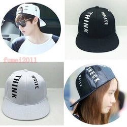 Think & Write Hats - affordable Cheap Clothes Hats KPOP Accessories