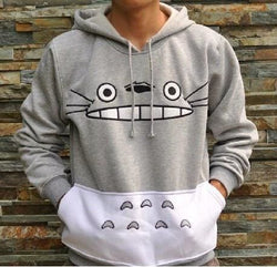 Totoro Hoodie - affordable Cheap Clothes Hoodies Quality