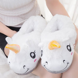 Unicorn Slippers - affordable Cheap Clothes Quality Slippers