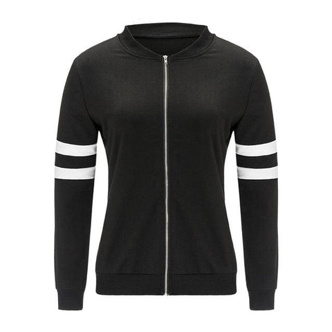 Varsity Jackets - affordable Cheap Clothes Quality styles - black / XXL