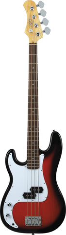 VPB-100 LH Left Handed Black - Electric Bass lefthanded