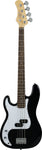 VPB-100 LH Left Handed Sunburst - Electric Bass lefthanded
