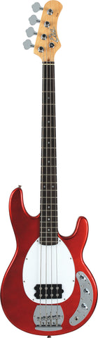 MM-300 Chrome Red - Electric Bass