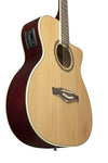 NXT 018 CW EQ Natural - Acoustic Guitar with EQ