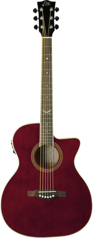 Eko NXT 018 CW Eq Wine Red