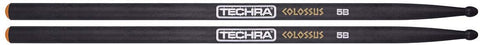 Techra HOTG-2B Hammer of the Gods Series Drum Sticks - Carbon Fiber 2B