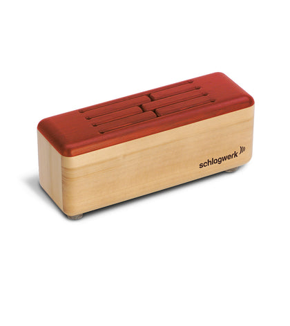 Schlagwerk 45061 Log Drum Padauk Wood