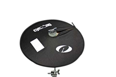 Cymbag CY13BK Bag for Cymbals Microfiber Material 13 Inches