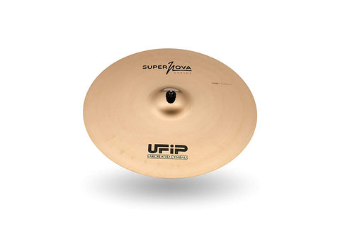 Ufip SN-17 Supernova Series Crash Cymbal Bronze 17 Inch