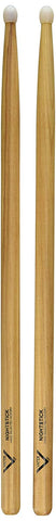 Vater VHNSN American NightStick 2S Nylon Tip Drum Sticks Hickory