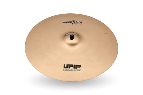 Ufip SN-22R Supernova Series Ride Cymbal Bronze 22 Inch