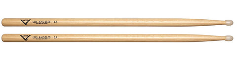 Vater VH5AN American Hickory Los Angeles 5A Nylon Tip Drum Sticks
