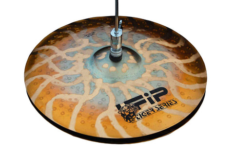 Ufip TS-14HH Tiger Series Hi Hat Cymbals (14 inches)