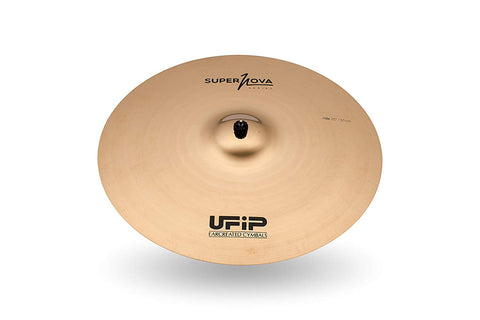 Ufip SN-20R Supernova Series Ride Cymbal Bronze 20 Inch