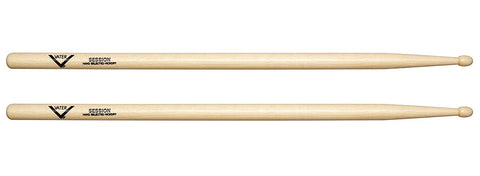 Vater VHSEW Session Wood Tip 5A Player Hickory Drum Sticks