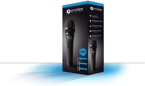 Prodipe PRO-TT1 Switched Dynamic Vocal Microphone