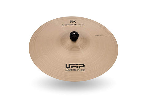 Ufip FX10TSL Effects Collection 10 Inch Traditional Light Splash Cymbal Alloy B20 Bronze Professional
