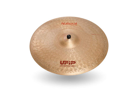 Ufip NS-20 Natural Series Crash Cymbal Bronze Alloy 20-Inch