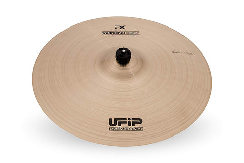 Ufip FX-12TSM Effects Collection Traditional Medium Splash Cymbal Bronze 12 Inch