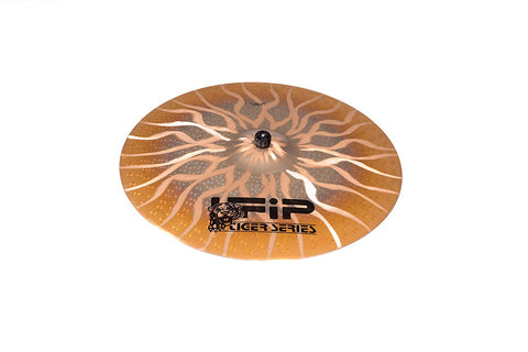 Ufip TS-17 Tiger Series Crash Cymbals (17 inches)