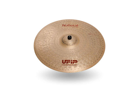 Ufip NS-18 Natural Series Crash Cymbal Bronze Alloy 18-Inch