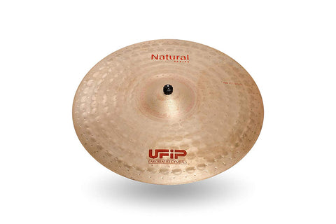 Ufip NS-20LR Natural Series Light Ride Cymbal Bronze Alloy 20-Inch