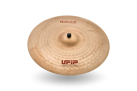 Ufip NS-20CR Natural Series Crash Ride Cymbal Bronze Alloy 20-Inch