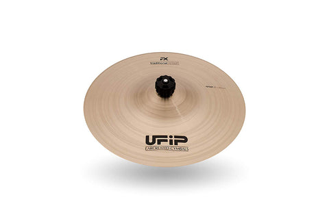 Ufip FX08TSM Effects Collection 8 Inch Traditional Medium Splash Cymbal Bronze Professional