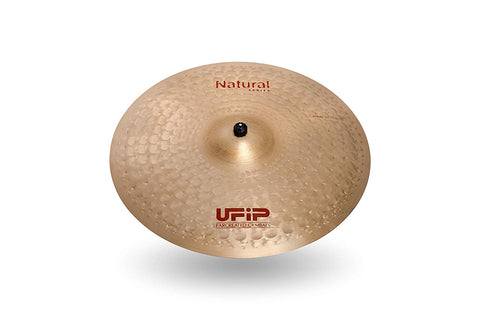 Ufip NS-19 Natural Series Crash Cymbal Bronze Alloy 19-Inch