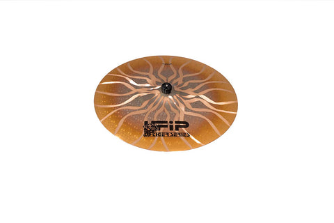 Ufip TS-14 Tiger Series Crash Cymbals (14 inches)