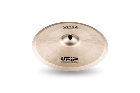Ufip VB-18 Vibra Series Crash Cymbal B20 Cast Bronze 18 Inch