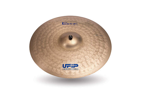 Ufip BI-21HR Bionic Series Ride Cymbals (21 Inches)