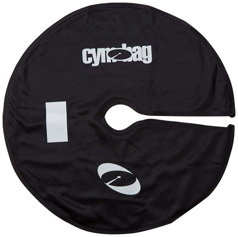 Cymbag CY15BK Bag for Cymbals Microfiber Material 15 Inches