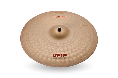 Ufip NS-22CR Natural Series Crash Ride Cymbal Bronze Alloy 20-Inch