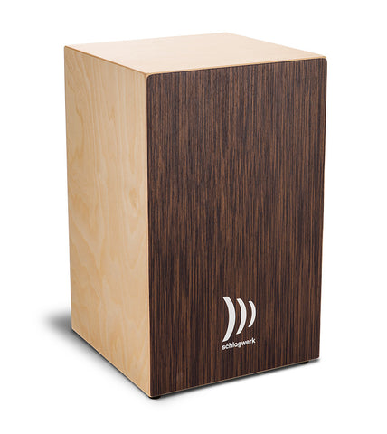 Schlagwerk CBA3-SW MyCajon Construction Kit - Large - Wenge Birch Wood