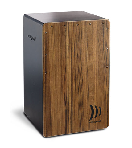 Schlagwerk CP582 Super Agile Cajon - SPL Resonance Box - Rustique