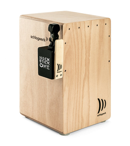 Schlagwerk HECK1 Percussion Heck Stick Cajon Add-On