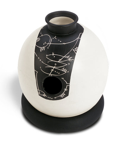 Schlagwerk U10H Twin Udu Drum - High Tonal Range