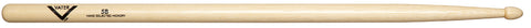 Vater VH5BW American Hickory 5B Wood Tip Drum Sticks Acorn Style Pair