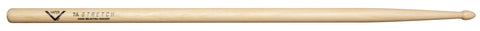 Vater VH7AS American Hickory 7A Stretch Wood Tip Drum Sticks Pair