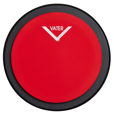 Vater VCB6S Chop Builder Single Sided Practice Pad Soft 6 inch