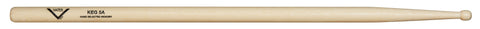 Vater VHK5AW AKeg Drum Sticks Barrel Wood Tip Size 5A American Hickory