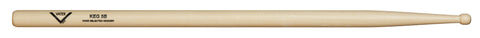 Vater VHK5BW Keg Drum Sticks Barrel Wood Tip Size 5B American Hickory