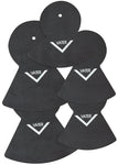 Vater VNGCP2 Noise Guard Cymbal Non-Slip Rubber Pads 2 Packs
