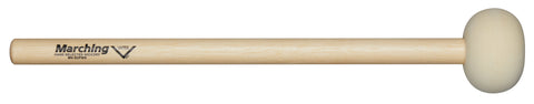 Vater MV-B5PWR Extra Large Power Marching Bass Drum Mallets Hard Felt Wood