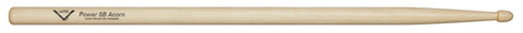Vater VHP5BAW Power Acorn Tip 5B Drum Sticks American Hickory